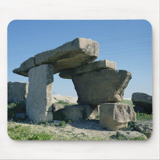 Megalith, prehistoric mousepad