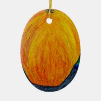 Megalo Milo Christmas Ornament