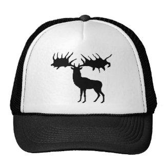 Megaloceros silhouette Hat