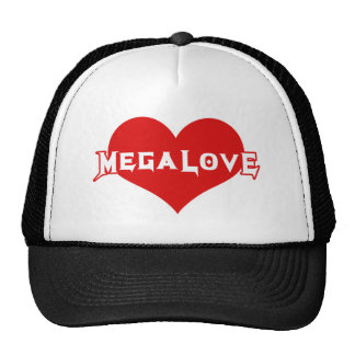 Megalove Metal Valentines Day Hats