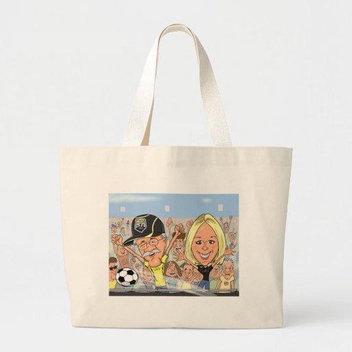 Megan-Caricature Bag