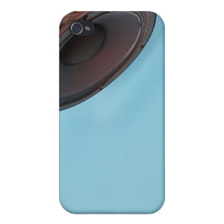 Megaphone iPhone 4/4S Cover