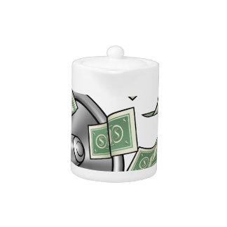 Megaphone Money Concept