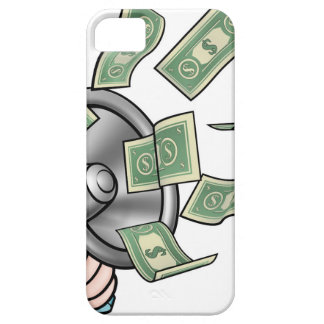 Megaphone Money Concept iPhone 5 Cover