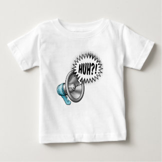 Megaphone Speech Bubble Concept Baby T-Shirt