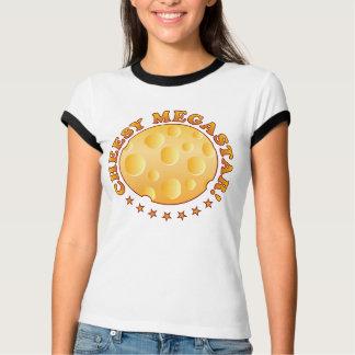 Megastar Cheese Brown Tshirts