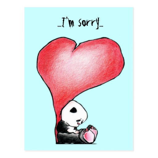 im sorry cute