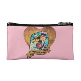 Meghan Markle & Prince Harry cosmetic bag