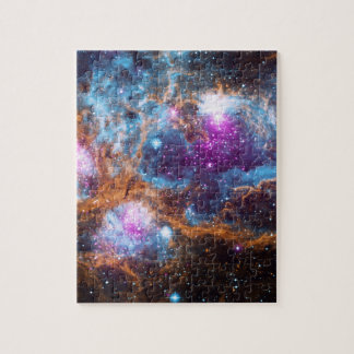 Megical cosmos jigsaw puzzle