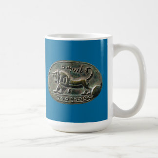 Megiddo Seal Coffee Mug
