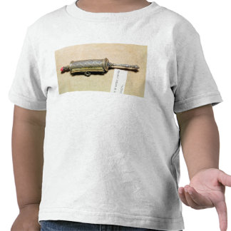 Megillah case from Alsace Shirts