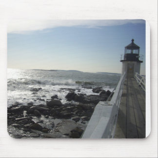 megs trip to maine mouse mat