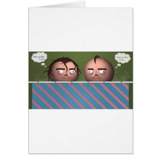 MEGUSTA.jpg Greeting Card