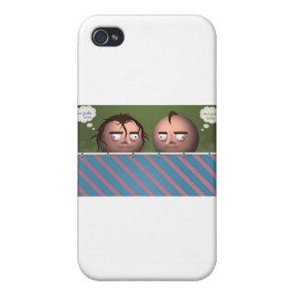 MEGUSTA.jpg iPhone 4 Cover