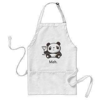 Meh Panda Standard Apron