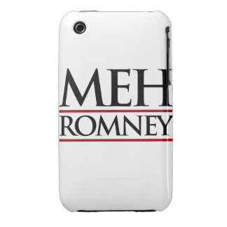MEH ROMNEY iPhone 3 COVER