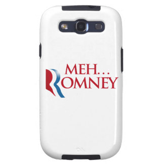MEH ROMNEY.png Samsung Galaxy SIII Covers