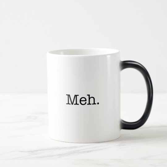 Meh Slang Quote - Cool Quotes Template Magic