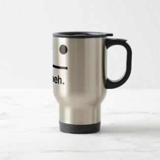 meh. travel mug