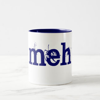 meh Two-Tone coffee mug