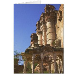 Meherangarh, the Majestic Fort, Jodhpur, Card