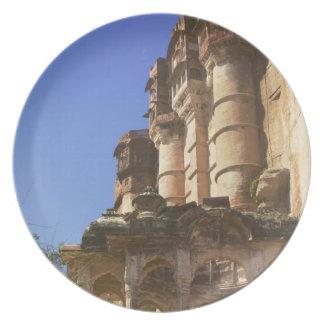 Meherangarh, the Majestic Fort, Jodhpur, Plate