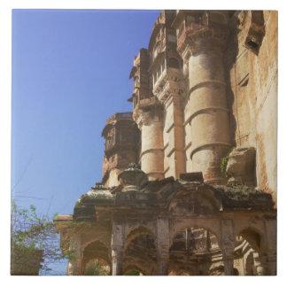 Meherangarh, the Majestic Fort, Jodhpur, Large Square Tile