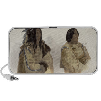 Mehkskeme-Sukahs, Blackfoot Chief and Tatsicki-Sto PC Speakers