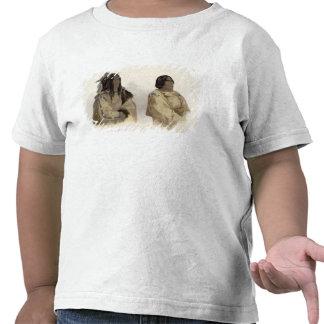 Mehkskeme-Sukahs, Blackfoot Chief and Tatsicki-Sto Tshirt