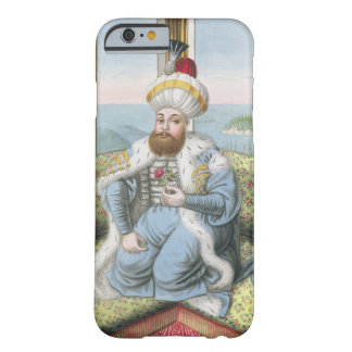 Mehmed II (1432-81) called 'Fatih', the Conqueror, Barely There iPhone 6 Case