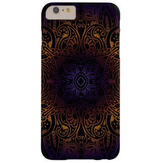 Mehndi Burst Barely There iPhone 6 Plus Case