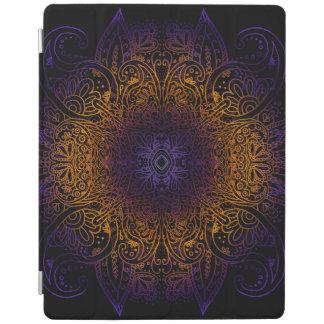 Mehndi Burst iPad Cover