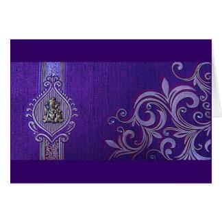 Mehndi Card