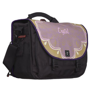 mehndi framepink laptop bags