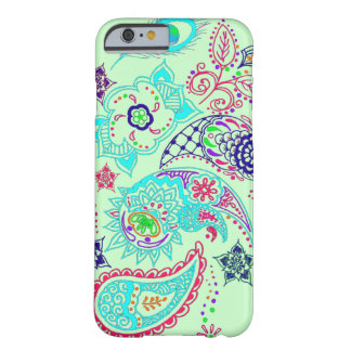Mehndi pattern design barely there iPhone 6 case