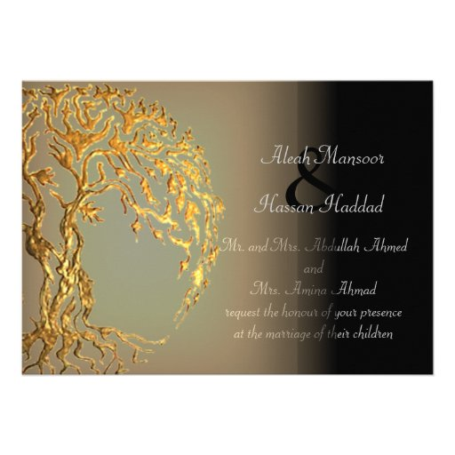 Mehndi Tree of Life (Gold) Announcements