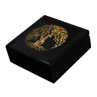 Mehndi Tree of Life (Henna) Gift Box