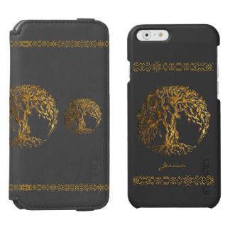 Mehndi Tree of Life (Henna) Incipio Watson™ iPhone 6 Wallet Case