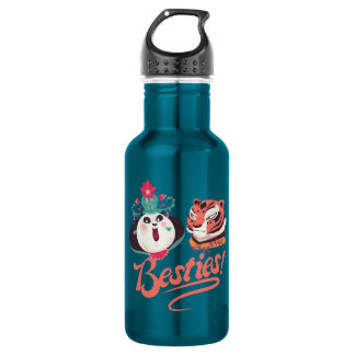 Mei Mei and Tigress - Besties 532 Ml Water Bottle