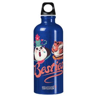 Mei Mei and Tigress - Besties Water Bottle