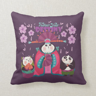Mei Mei - Follow Your Destiny Cushion