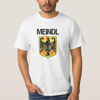 Meindl Last Name T-Shirt