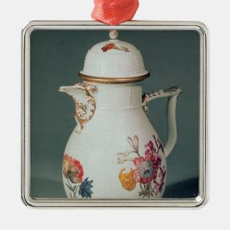 Meissen coffee pot, c.1740-50 christmas ornament