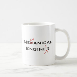 Mekanical Enginer Coffee Mug
