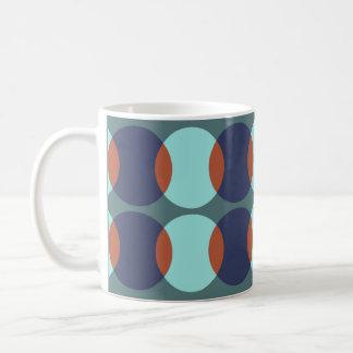 Mekko Teal Coffee Mug