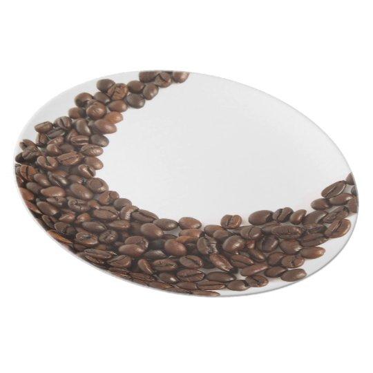 Melamine Plate Caffe