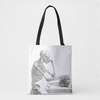 Melancholic Skeleton Bag