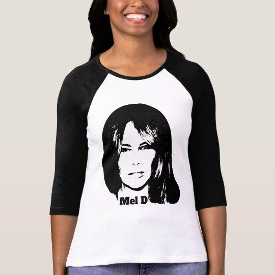 Melania Trump Portrait Pop T-Shirt