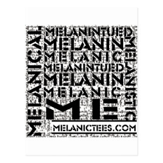 Melanic Tees Concrete.JPG Postcard