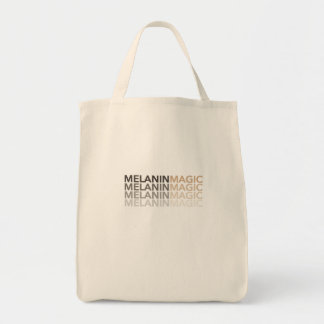 Melanin Magic Reusable Tote